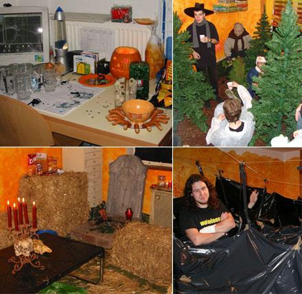Halloweenpartys