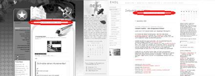 Zielpublikum Weblog