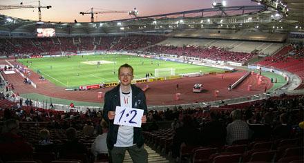 Stuttgart - HSV 2005