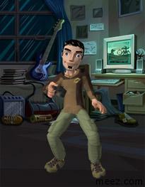 Mirko in 3D