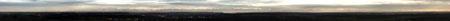 Alpen Panorama von Ulm aus