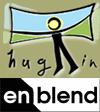 hugin und enblend Logo