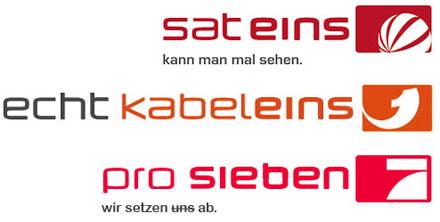 Neues Pro Sieben Logo