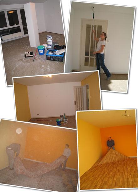 unser neues wohnzimmer:Unser neues Wohnzimmer (I) — DonsTag