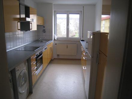 unsere neue küche ? donstag - Waschmaschine In Der Küche Verstecken