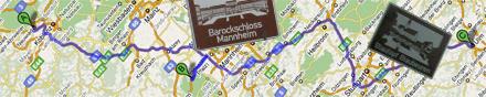 """""""braune Schilder""""-Tour"""