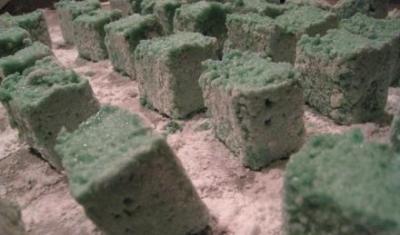 Marshmallow-Würfel