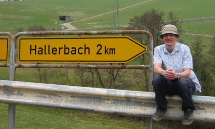 Hallerbach 2km