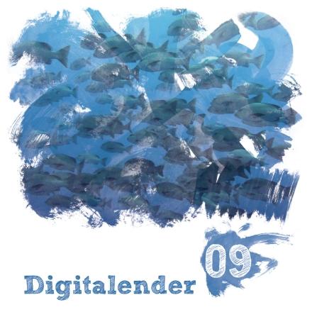Digitalender 09 - Titelblatt