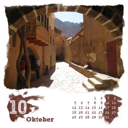 Digitalender 09 - Oktober