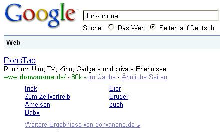 google_kategorien