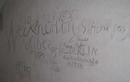 Wandschriften