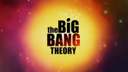 the big bang theory - title