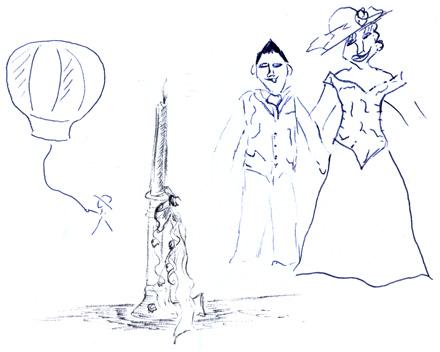zeichnungen_hochzeit